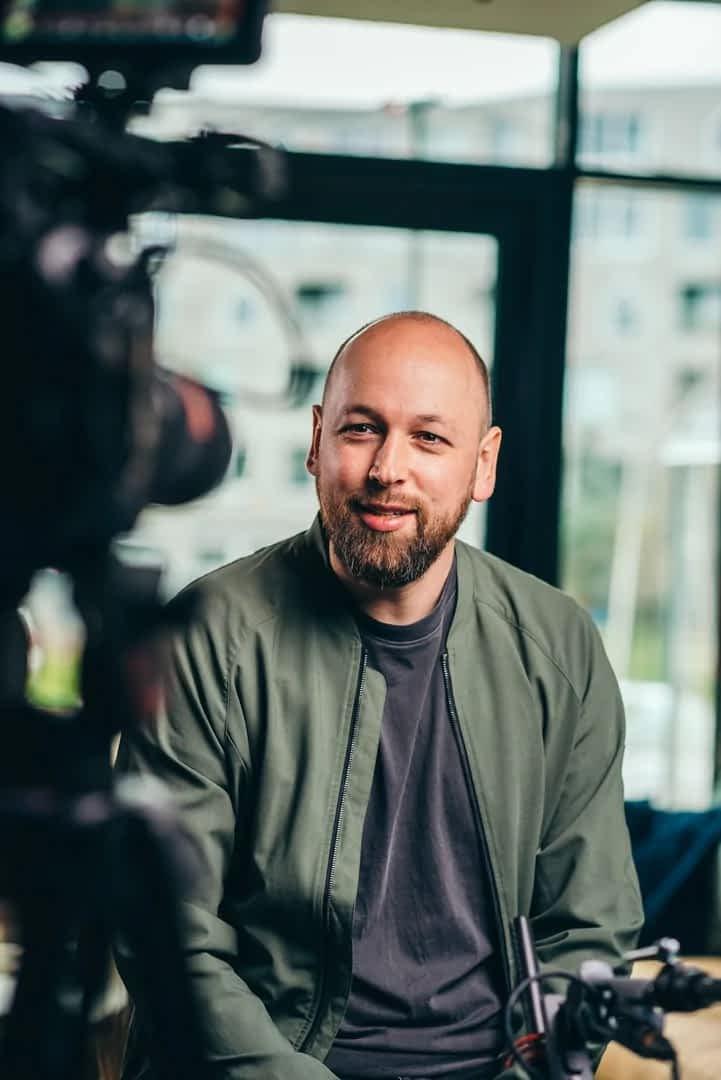 Alex van Binsbergen